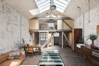 Snap Up This Converted  Warehouse in London For $2.1M