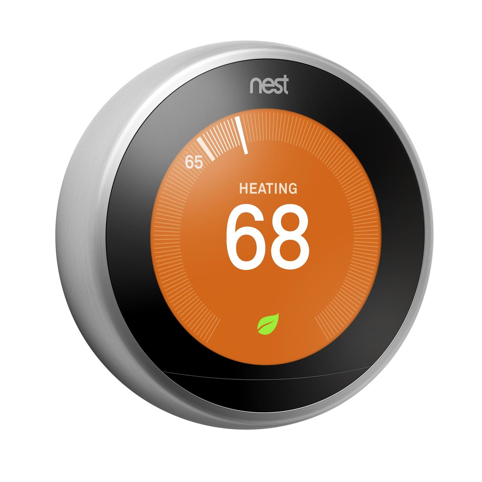 A look at the Nest Learning Thermostat (3rd Gen).  Photo 2 of 5 in Tech Talk: 3 Smart Home Devices to Sell Your House Faster