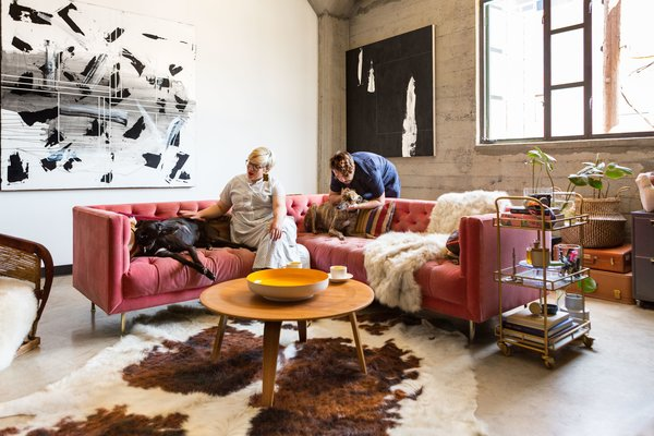 Budget Breakdown: A Bay Area Warehouse Becomes A Live/Work Space For $124K
