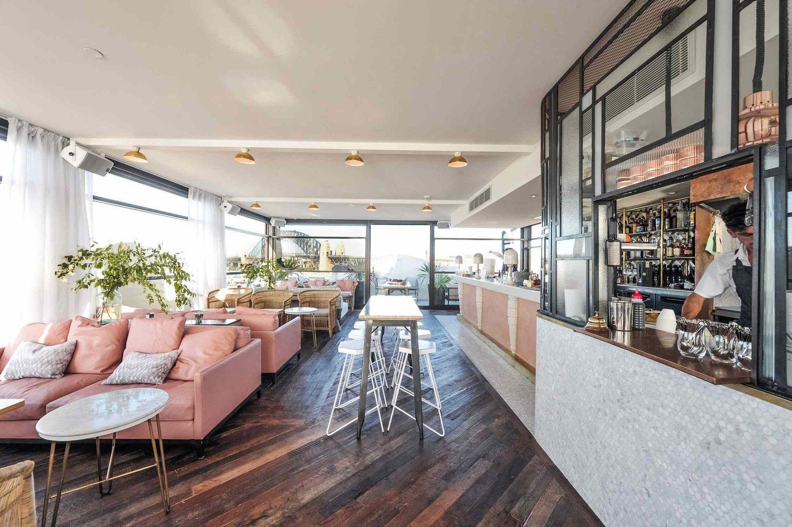 Hotel Palisade bar
