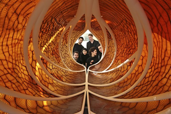photo 3 of 9 in q u0026a  neri oxman sees buildings of the future as being designed more like