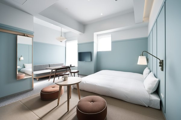 The Share Hotels Rakuro in Kyoto, Japan