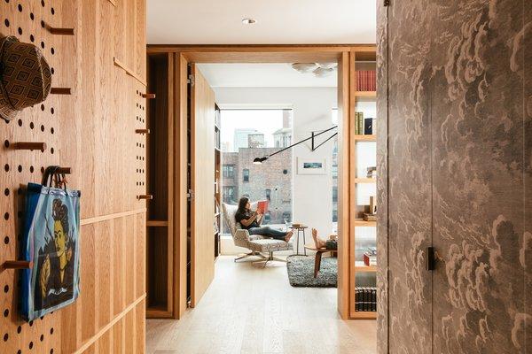 Best 60 Modern Living Room Light Hardwood Floors Design Photos