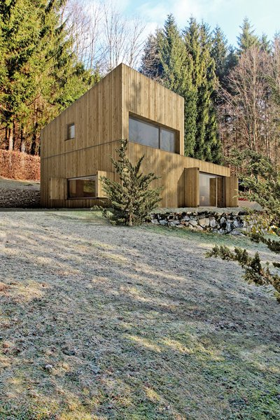 A Hideaway Planned for Slovakia's Malá Fatra Mountains Draws Inspiration From the Great Outdoors