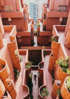 Design Icon: 8 Avant-Garde Buildings by Ricardo Bofill