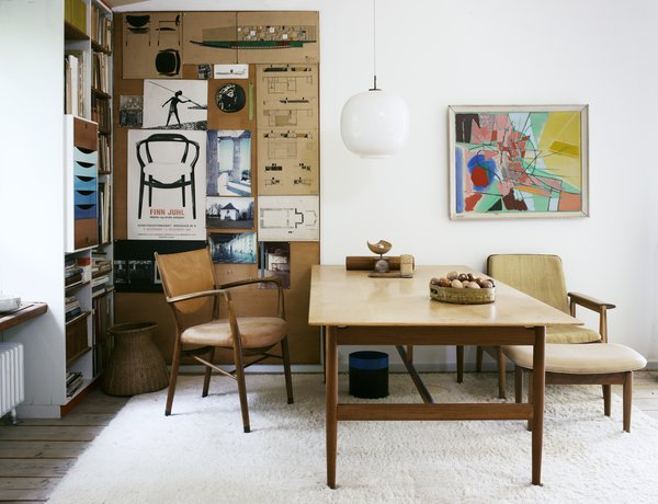 Life From the Inside Out: The Essentially Modern Home of Designer Finn Juhl
