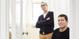 Bathrooms We Love: Matthew Malin & Andrew Goetz Reveal the Tiny Bathroom That Launched a Business