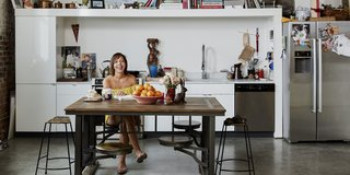 Kitchens We Love: Newly Minted James Beard Award Winner Nina Compton Shows Her Loft Kitchen