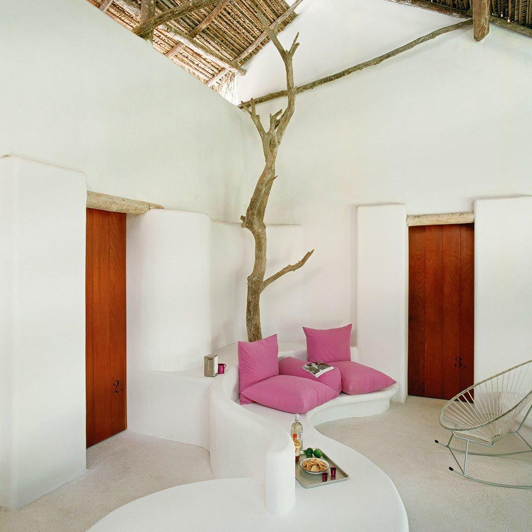 Hotel Azucar lounge