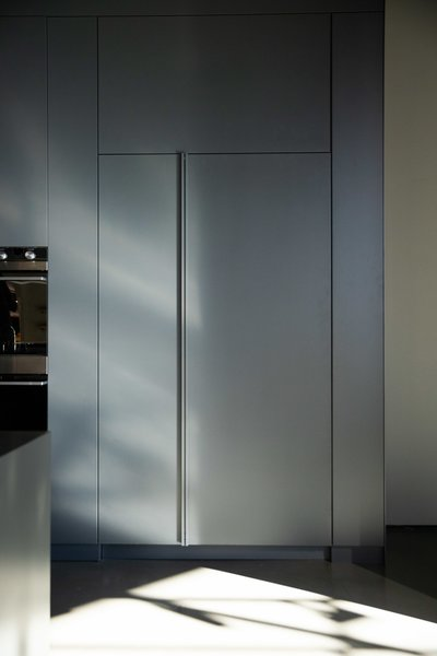 "Strategically crafted to only have  ⅛"" gaps around them, the Integrated Column models can fit flush with kitchen cabinetry for consistent lines, without leaving visible hinges or grilles. However, stainless steel panels are also available, depending on your desired aesthetic."