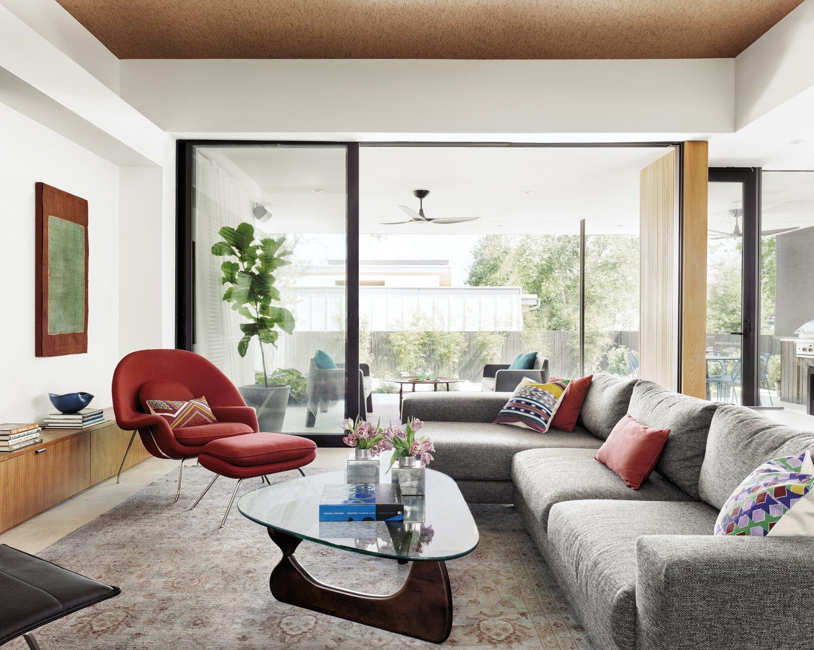 South 3rd Residence living room