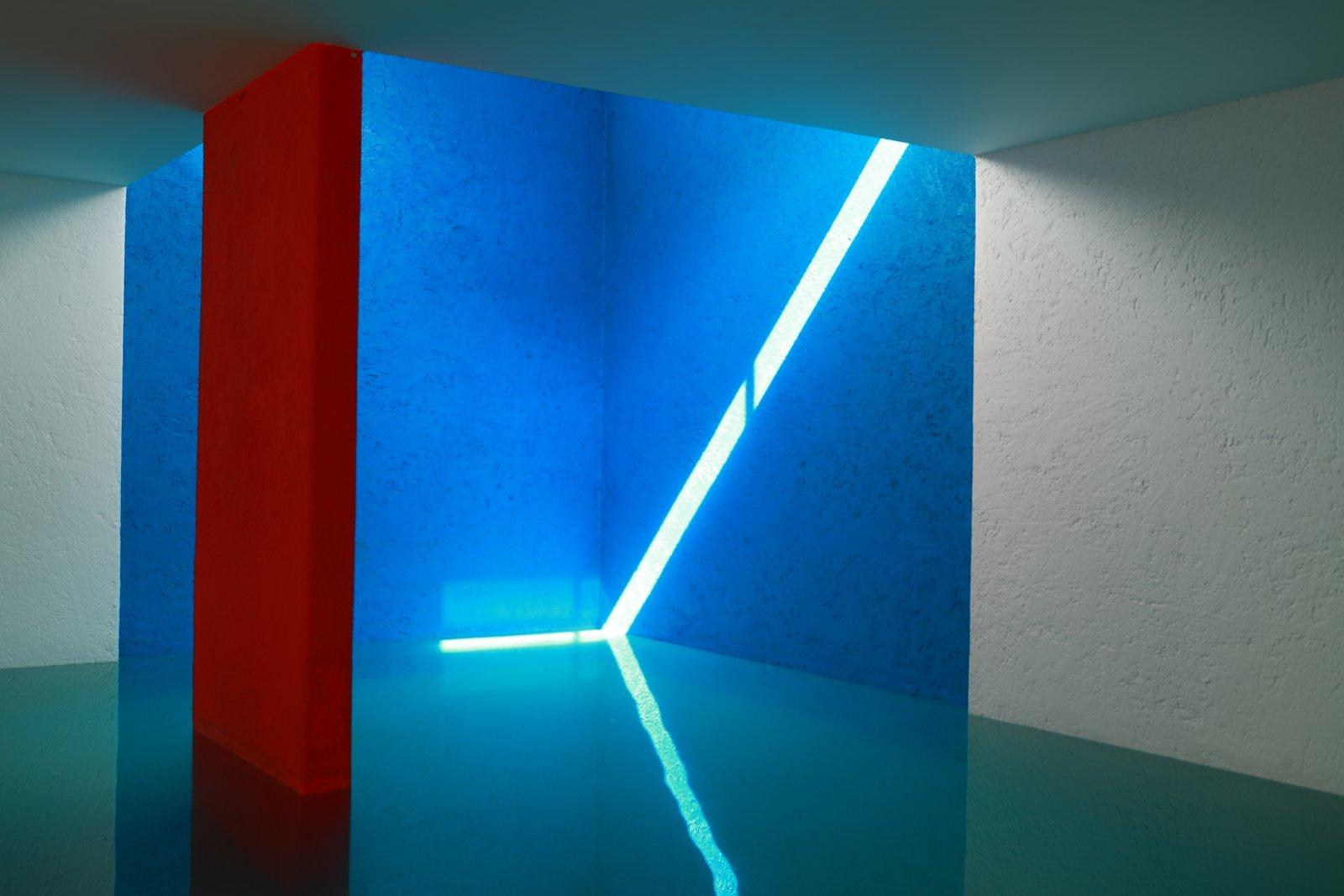 Casa Gilardi indoor pool