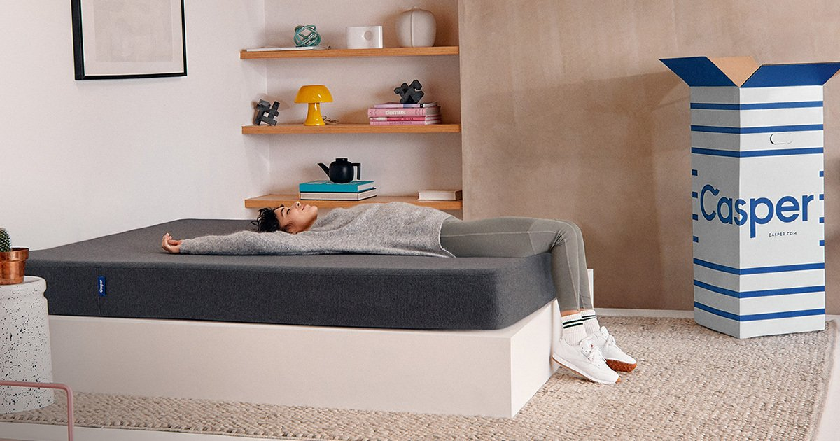 Casper Essential Mattress  Photo 8 of 8 in 7 Best Affordable Mattress Companies That Will Take You to Cloud Nine