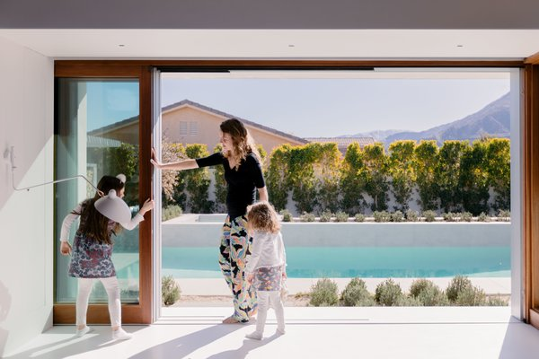 One Of The Great Things About Marvin Lift And Slide Doors Is