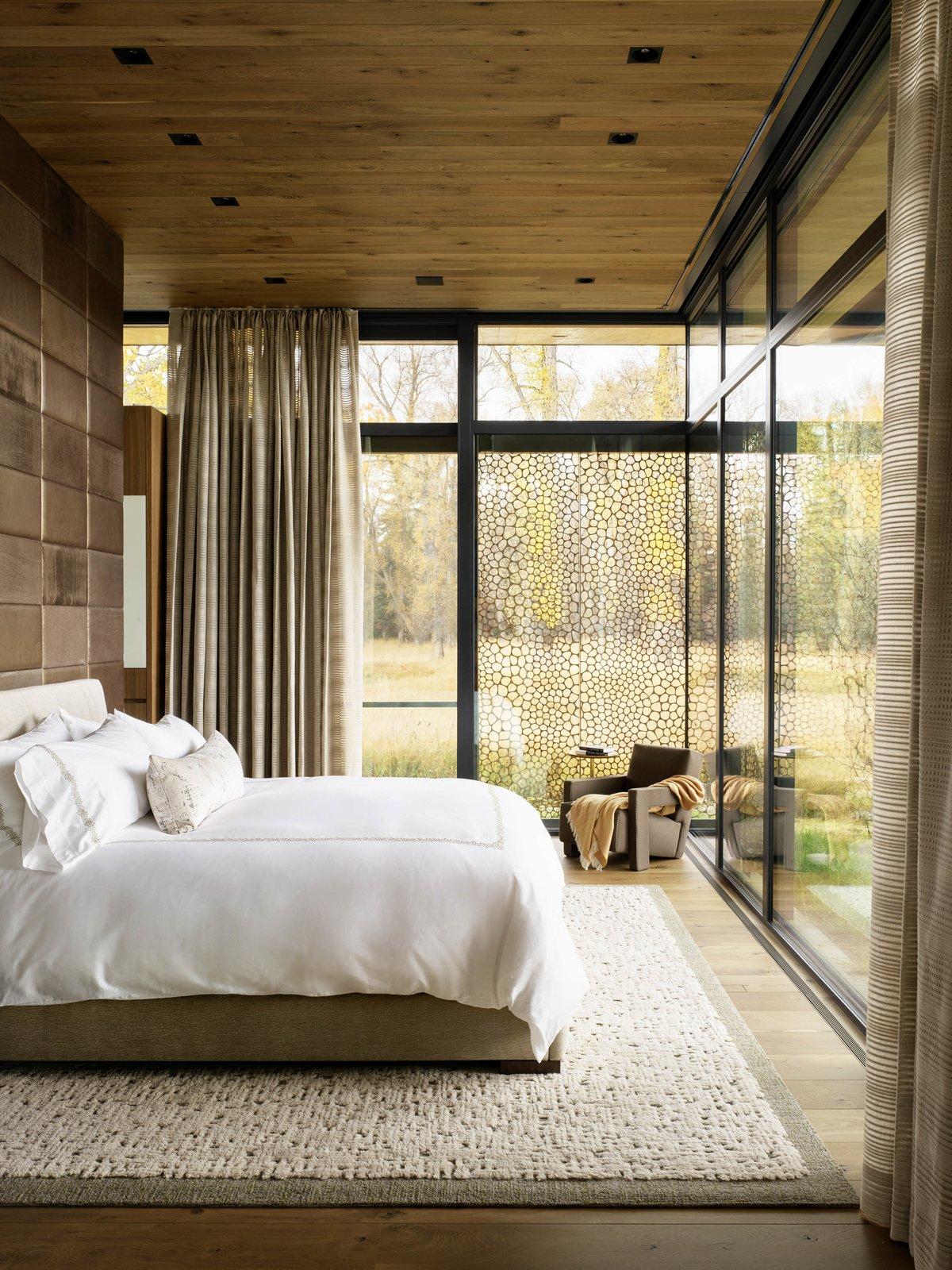 Queens Lane Pavilion bedroom