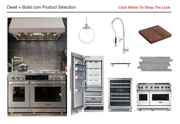 Photo 5 Of 6 In Chopped Host Ted Allen Blends Style And Efficiency In His Home Kitchen Dwell