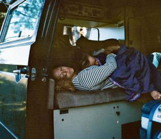 How a Family of Four Thrives in a 1985 Volkswagen Van - Photo 2 of 5 -