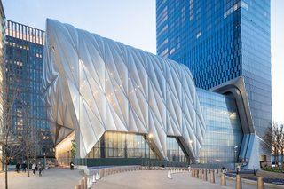 The Shed Opens as New York's Shapeshifting Arts Center