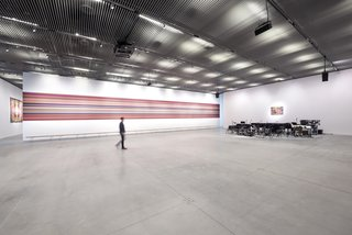 Running from April 6 to June 2, Reich Richter Pärt comprises two live performances, one a collaboration between composer Steve Reich and painter Gerhard Richter, the other between Richter and composer Arvo Pärt.