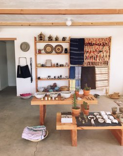Shop on the Mesa is run by our friend Thao who is so gifted at curating beautiful home goods and cultivating community in her shop. She's always hosting workshops and events here as well.