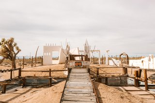 Beginning in the 1980s, artist Noah Purifoy began creating assemblage sculpture on 10 acres of land. We always feel transported into Noah's memories when we visit this place.