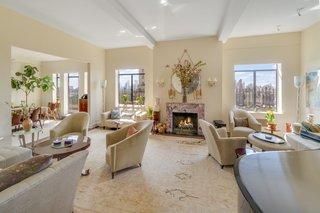 Barbra Streisand's Former Central Park Penthouse Asks $11.25M
