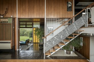 "Farnley Hey's heart is a large, double-height living area, dubbed ""the dance floor"