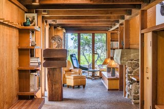 The Kirkwood House was originally built in 1972 by the late Paul Hamilton, a renowned architect who passed away in 2015.