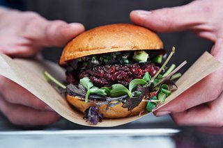 """How to Cook """"Bug Burgers"""" You'll Actually Want to Eat"""