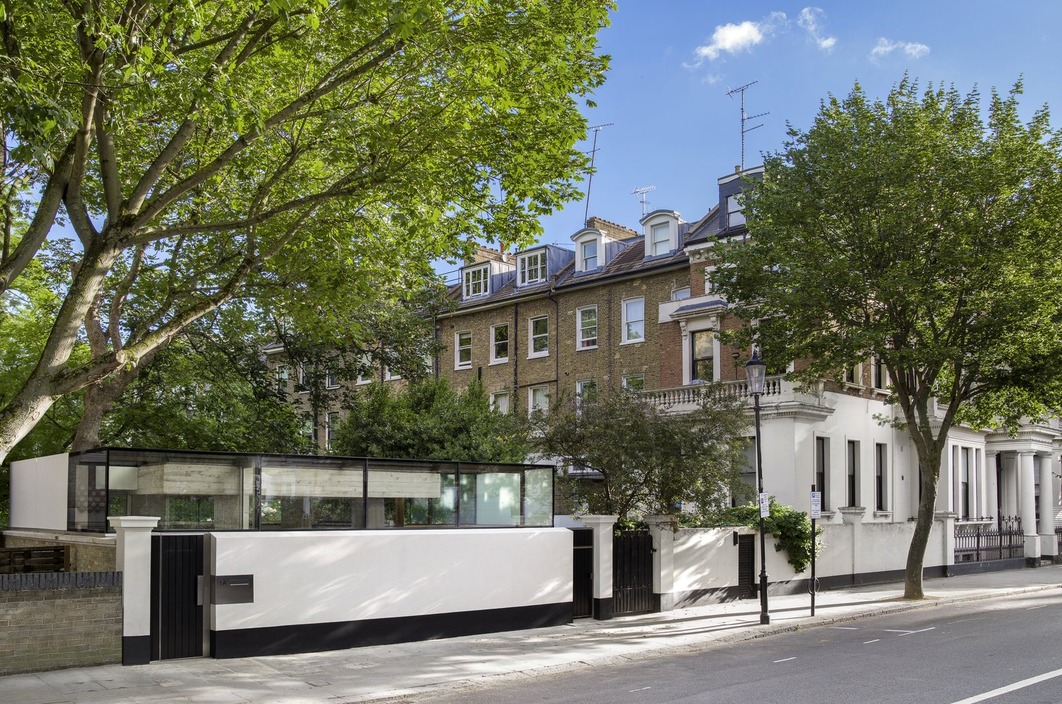 1A Earl's Court Square exterior