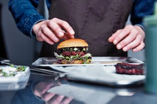 """How to Cook """"Bug Burgers"""" You'll Actually Want to Eat - Photo 2 of 11 -"""