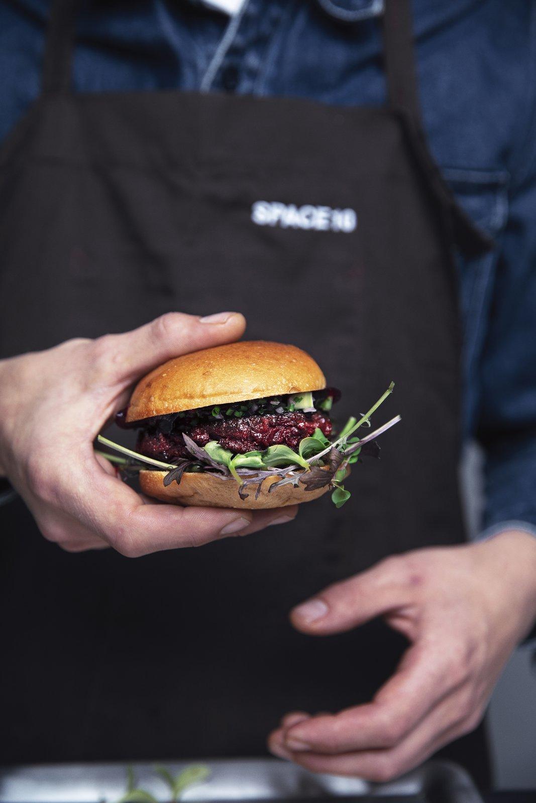 Bug Burger Future Food Today Space10
