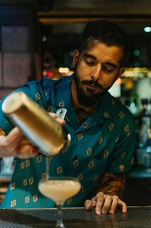 Knock a few back with Leslie Cofresí, the man responsible for elevating Puerto Rico's craft cocktail scene to international acclaim.