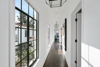 Gorgeous natural light pours in throughout the home.