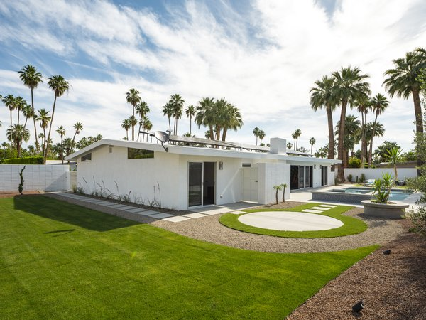 Conveniently located in the heart of Vista Las Palmas, the home sits on an expansive 13,504-square-foot corner lot, offering an abundance of outdoor space for entertaining.