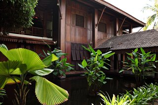 This luxury hideaway is tucked inside Siem Reap, and offers prime access to the many and varied Angkor temples.