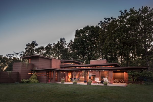 19 Frank Lloyd Wright Homes You Can Actually Visit—or Stay In