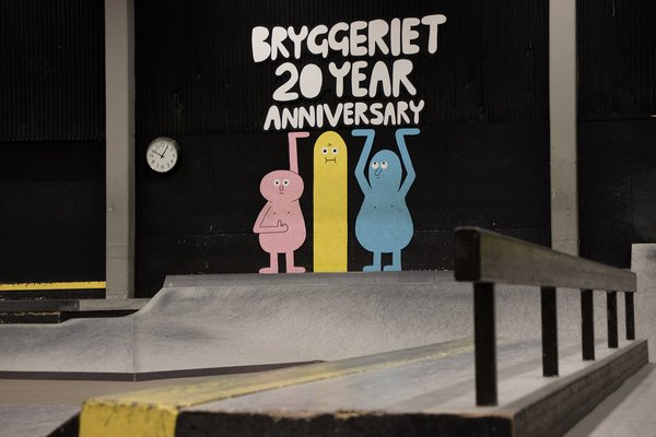 Bryggeriets skate park celebrated its 20th anniversary last year. In 2006, the city granted the board permission to start a high school—Bryggeriets Gymnasium—on the premises, making it the first school to teach skateboarding as a serious discipline.