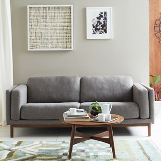 Timeless mid entury design with a modern twist is West Elm's specialty.