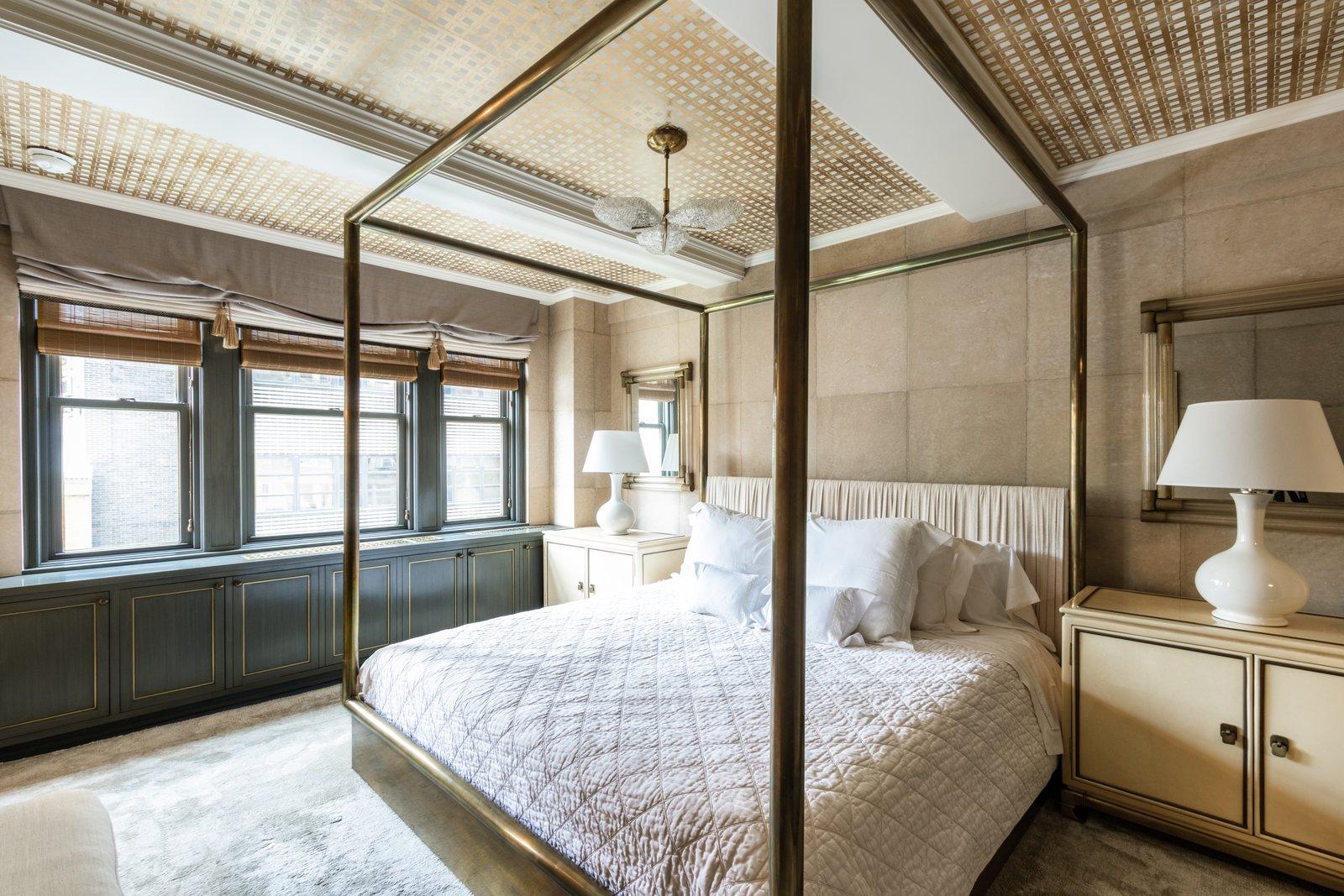 Cameron Diaz West Village Condo guest room