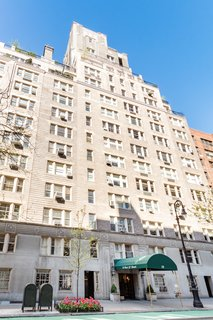 Designed by architect Emory Roth, the full-service building on West 12th Street is just a short stroll away from Union Square and Washington Square Park.