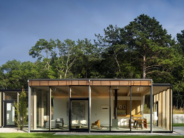 Photo 3 of 12 in An Energy-Efficient Glass House in East