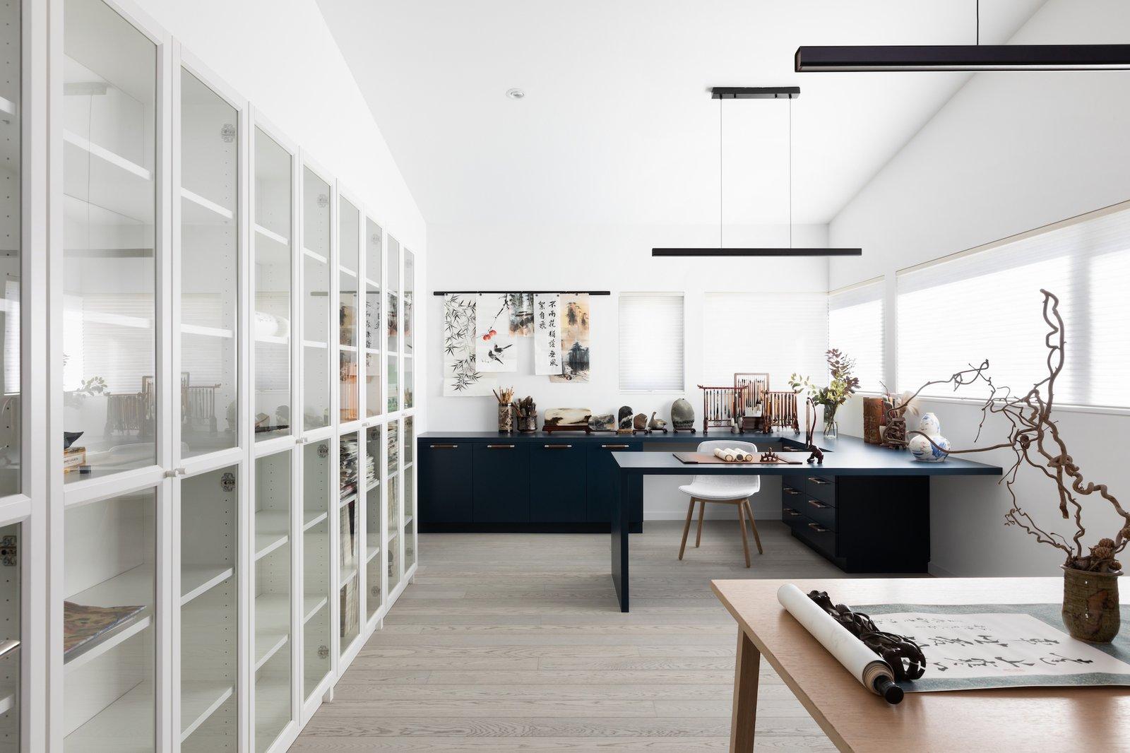 Curio House office