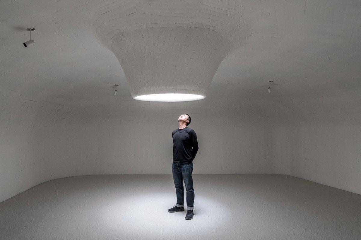 UCCA Dune Art Museum skylight