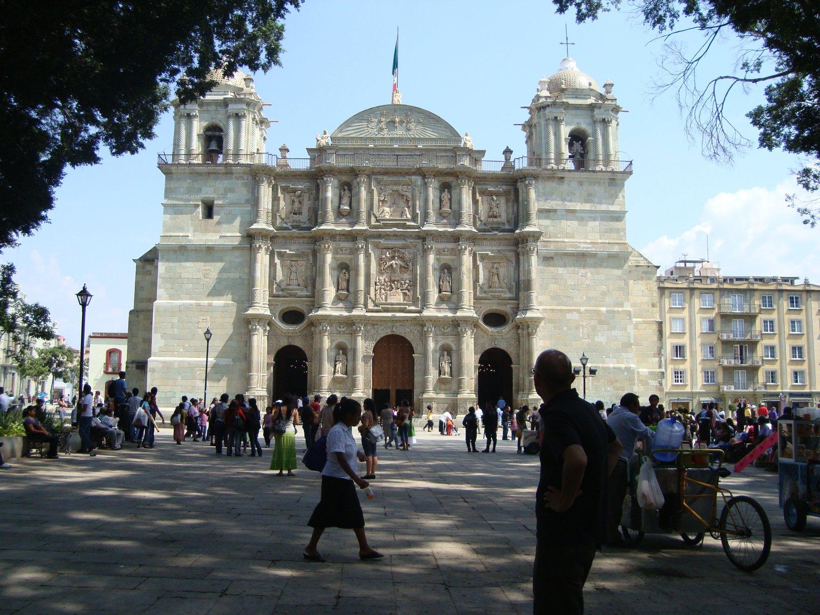 The Zócalo  Photo 3 of 7 in Top Design Cities 2019: Oaxaca, Mexico