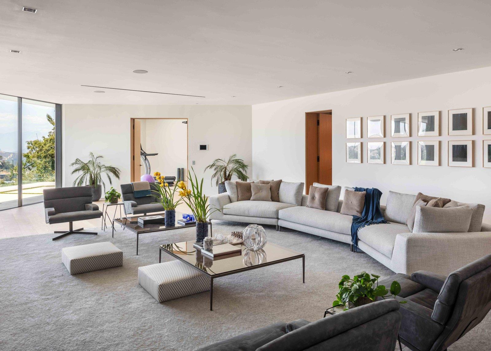 Carla House living room