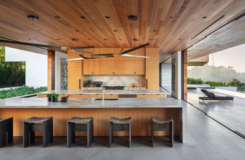 Carla House kitchen
