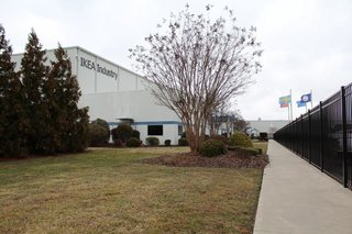 The city of Danville incentivized IKEA to set up shop by offering the company 94 acres in a dollar-a-year lease agreement.