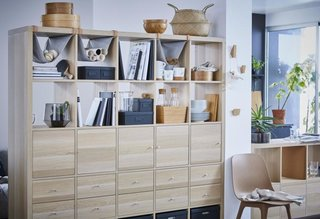 The factory makes shelving and storage units from wood sourced in the USA, but the costs of local raw materials are too high to continue production in the area.