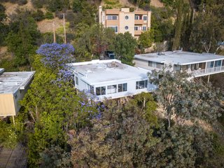One of Richard Neutra's Stilt Homes in L.A. Hits the Market at $1.4M